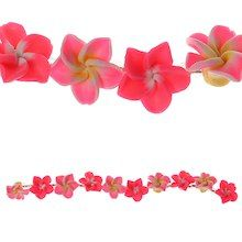 Bead Gallery® Flower Acrylic Beads, Pink