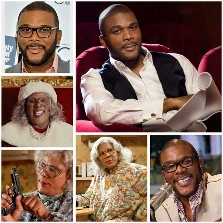 Happy Birthday Tyler Perry Sept 13 th