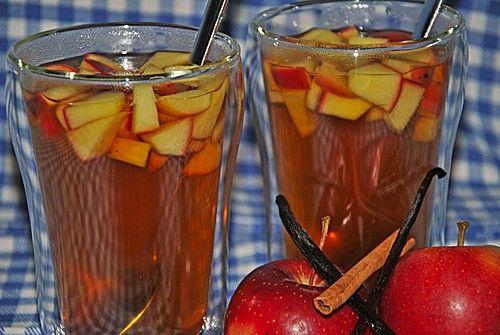 Apfel - Amaretto - Punsch (Rezept mit Bild) von Nora | Chefkoch.de