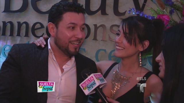 Roberto Tapia y Daniela Navarro podrían ser más que amigos (VIDEO)