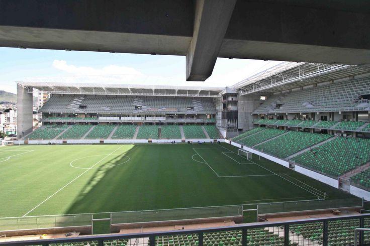 Estadio: INDEPENDÊNCIA Ciudad: Belo Horizonte Capacidad: 23.018 Deportes: futbol Proprietario: América Futebol Clube