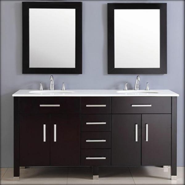 Bathroom Sinks Double Basin 28 best double vanities images on pinterest | vanity set, double
