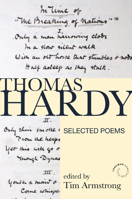 selected thomas hardy poems Selected poems (penguin classics) [thomas hardy, robert mezey] on amazoncom free shipping on qualifying offers thomas hardy abandoned the novel form at the turn of the century, probably after public reaction to jude the obscure.