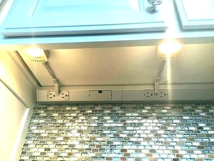 Under Cabinet Power Strips Under Cabinet Outlets Cabinet Outlet Electrical Outlets