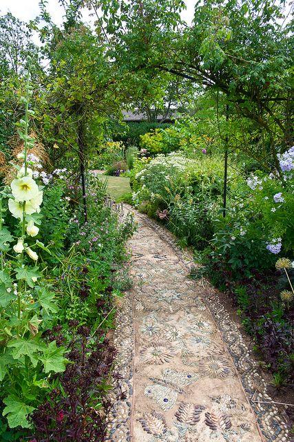 Pathways In Gardens 797 best paths images on pinterest | garden paths, garden ideas
