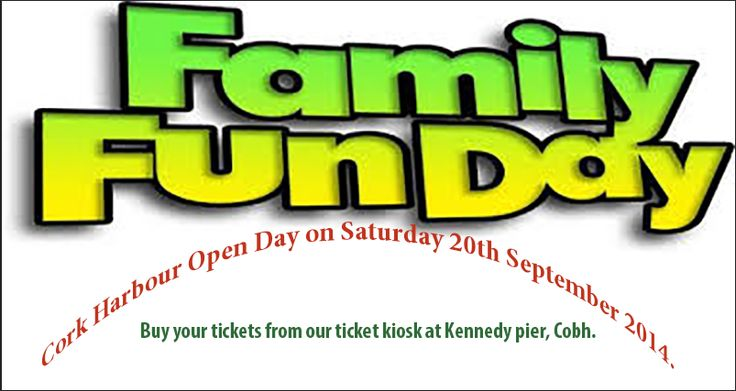 Join us for Cork Harbour Open Day on Saturday 20th September 2014. Fun for the whole family, this will be an excellent day around Cork Harbour, with many events including Coastguard Air Sea Rescue Demonstration; family fun on Spike Island.  Spike Island Ferry rates : € 5 Adult, € 3 Child (Under 12) . Buy your tickets from our ticket kiosk at Kennedy pier, Cobh.