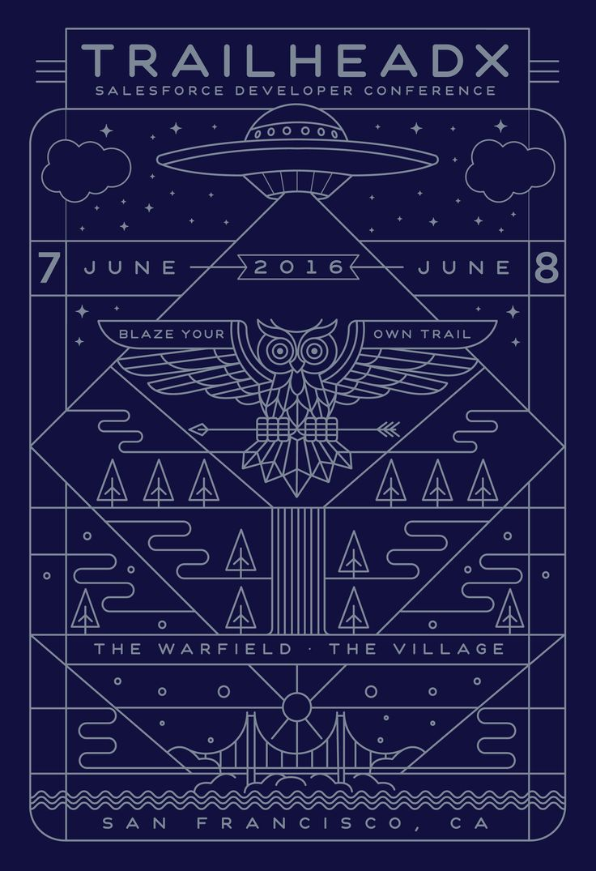 Salesforce warfield poster 04