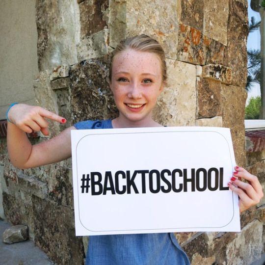 10 Great ideas back to school photo ideas for every grade! www.togally.com #backtoschool #school #kids #sandiegophotographers