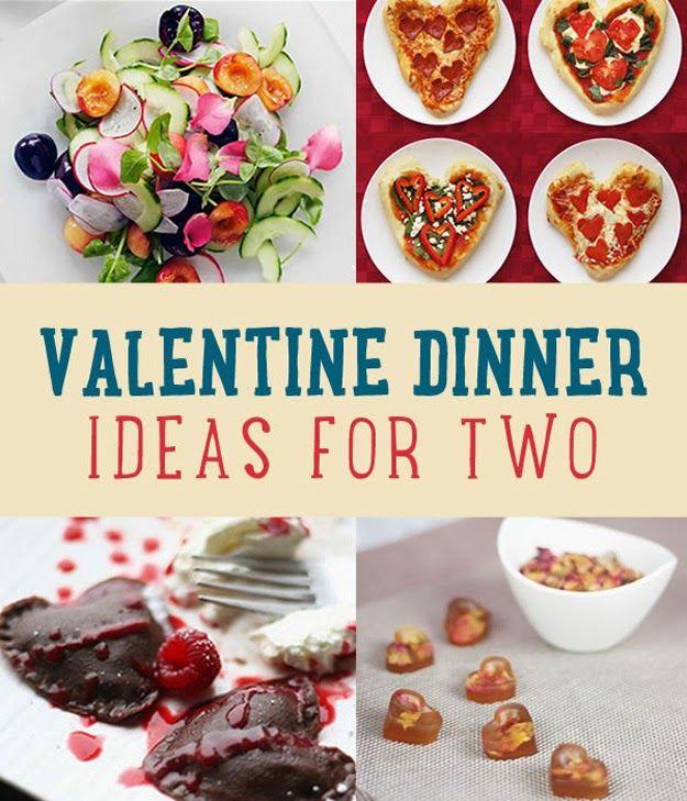 Ιδέες για ρομαντικό δείπνο για την ημέρα του Αγίου Βαλεντίνου!   Φτιάξτο μόνος σου - Κατασκευές DIY - Do it yourself