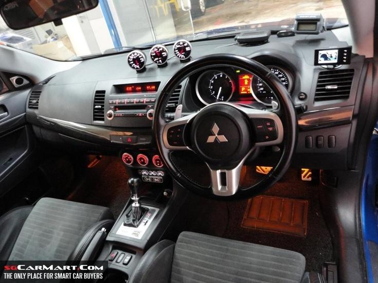 2008 Mitsubishi Evolution 10 GSR SST