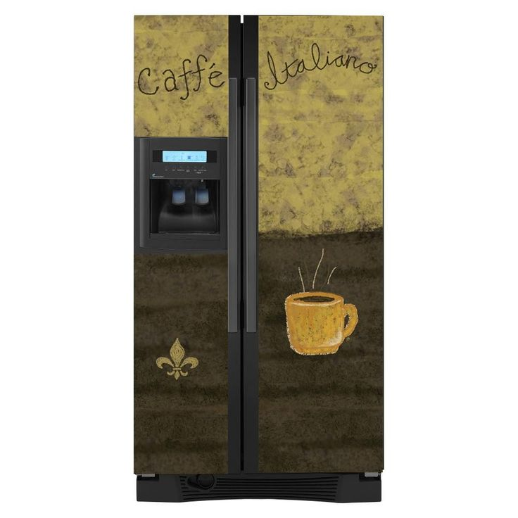 Decorative Magnetic Refrigerator Covers