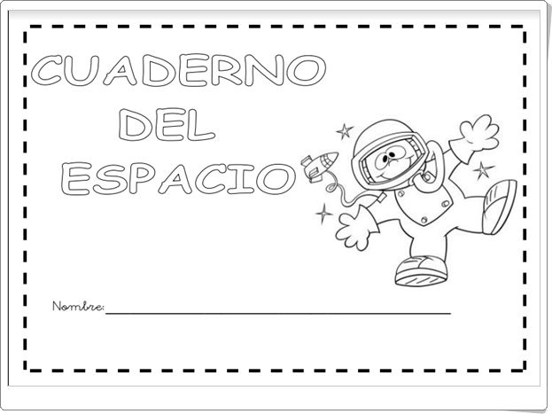 """Cuaderno """"El Espacio"""" (Ciencias Sociales de Primaria)"""