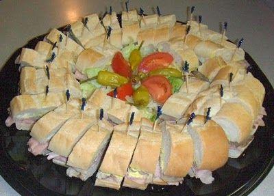 25 Best Ideas About Sandwich Trays On Pinterest Baby