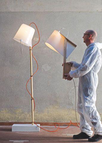 Secchio di luce