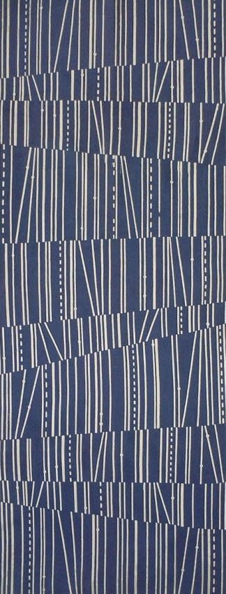 Japanese Hand Dyed Fabric