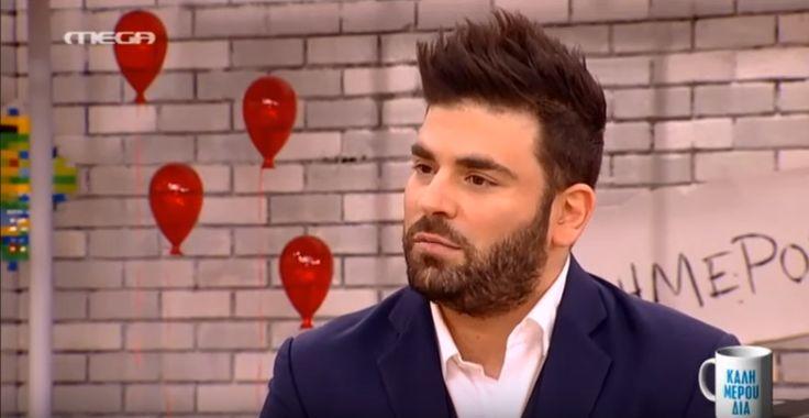 """Παντελής Παντελίδης: Δείτε την εμφάνισή του στα """"Καλημερούδια"""" (βίντεο)"""