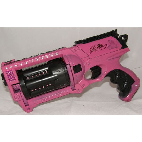 Custom Nerf Guns ❤ liked on Polyvore