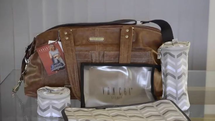 Vanchi Florence Traveler Nappy Bag Product Review/Showcase   My Little B...