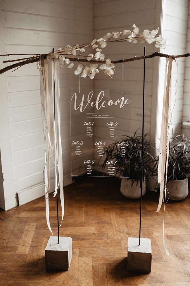 18 Cool Minimalist Wedding Decor Ideas ❤️ minimalist wedding decor modern blush pink tableplan kira stein fotografie #weddingforward #wedding #bride #minimalistweddingdecor
