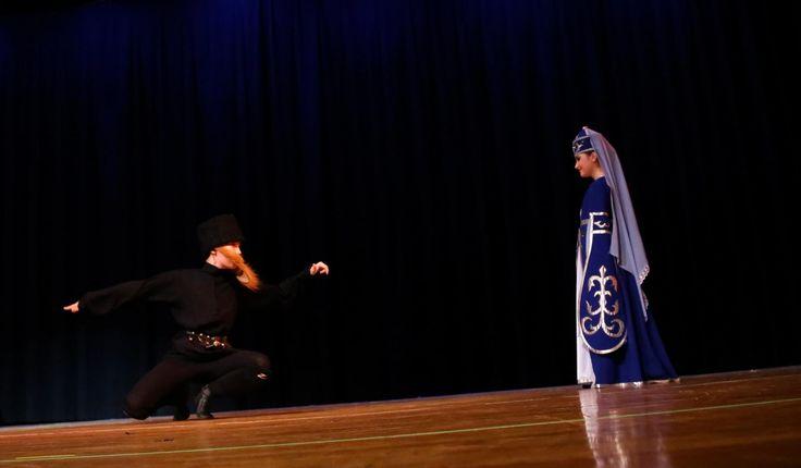 Circassian performing arts, Çerkes sahne sanatları