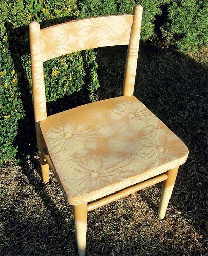 Renovace nábytku zase trochu jinak | Chatař & Chalupář