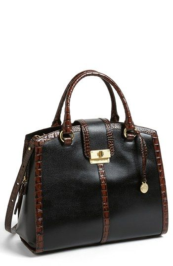Brahmin 'Tuscan Oxford' Satchel available at #Nordstrom