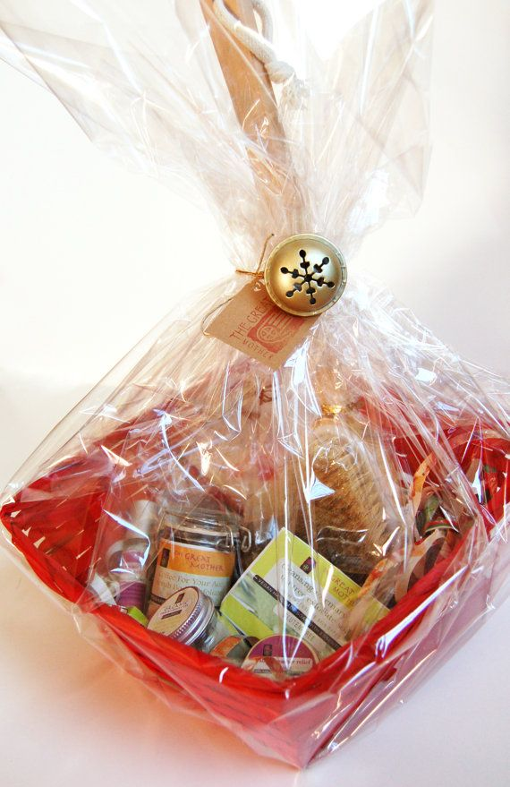 Best 25 gluten free gift baskets ideas on pinterest family natural glutenfree vegan skin care gift basket by thegreatmother 2450 negle Image collections