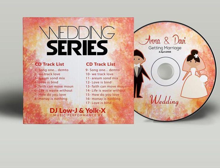 cd song list template