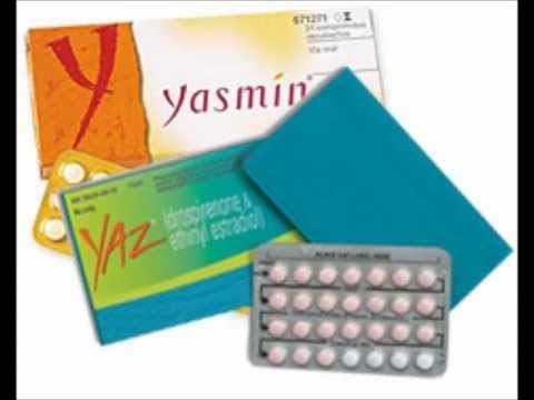 Yaz birth control and side effects