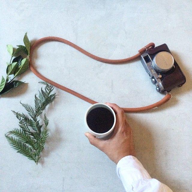 Хипстерский вариант фотографии чашки кофе :)