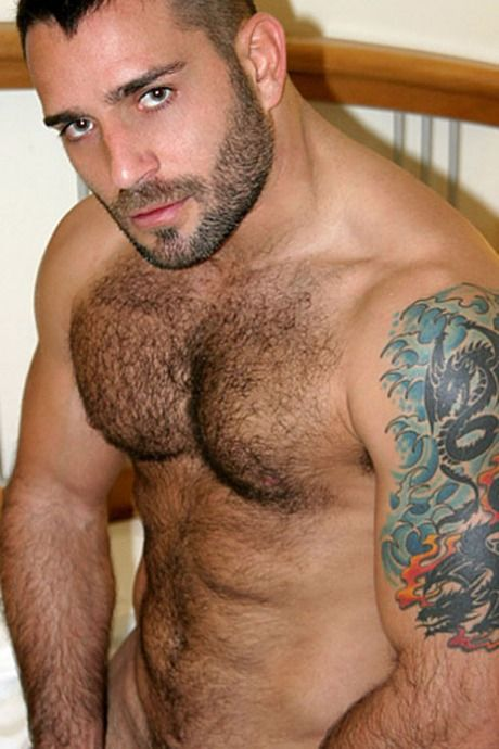 Foreigner Nude Hunk 113