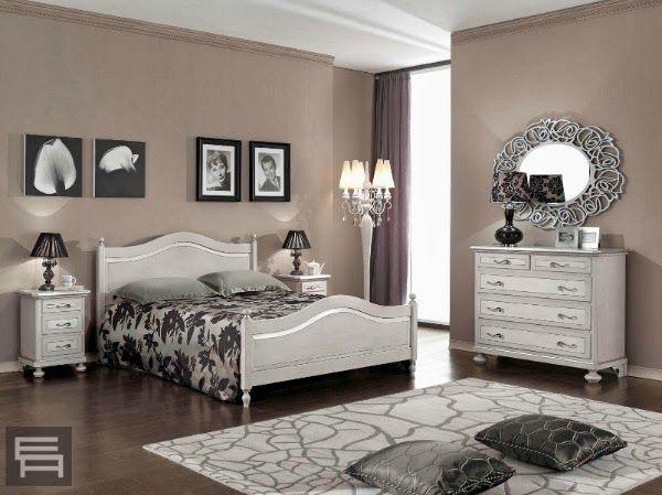 Oltre 20 migliori idee su arredamento della camera da letto grigio su pinterest camere da - Camera da letto con camino ...