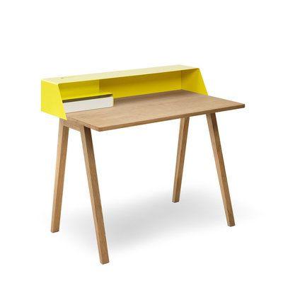 bureau ral1018 secrtaires bois bureaux secrtaires couleurs boitier 2 couleurs jaune zinc petits problmes objets utiles 1 tiroir
