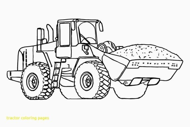 21 Excellent Picture Of Tractor Coloring Pages Entitlementtrap Com Tractor Coloring Pages Mermaid Coloring Pages Truck Coloring Pages