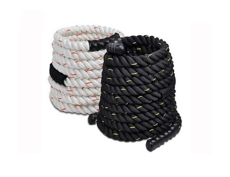 Battle Rope //Price: $141.75 & FREE Shipping //     #sheleads #womeninsport Battle Rope