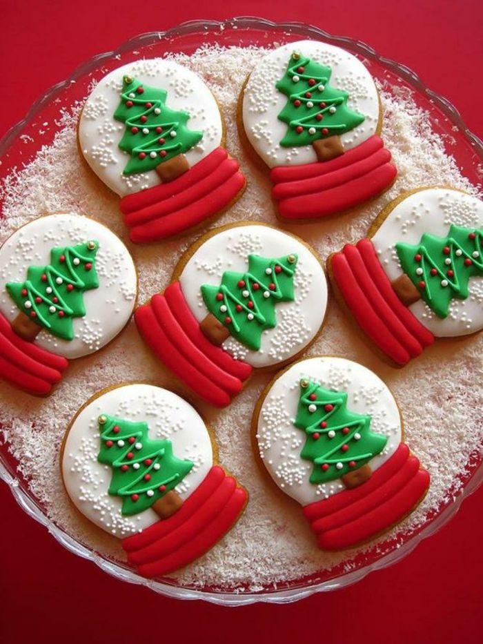 1001 Ideas De Recetas Sobre Galletas De Navidad Recetas De Galletas De Navidad Galletas Decoradas Navidad Postres Navideños