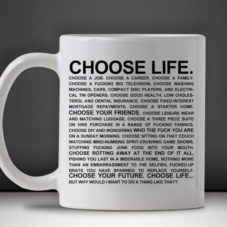 Choose What You Wont! Gift Mug