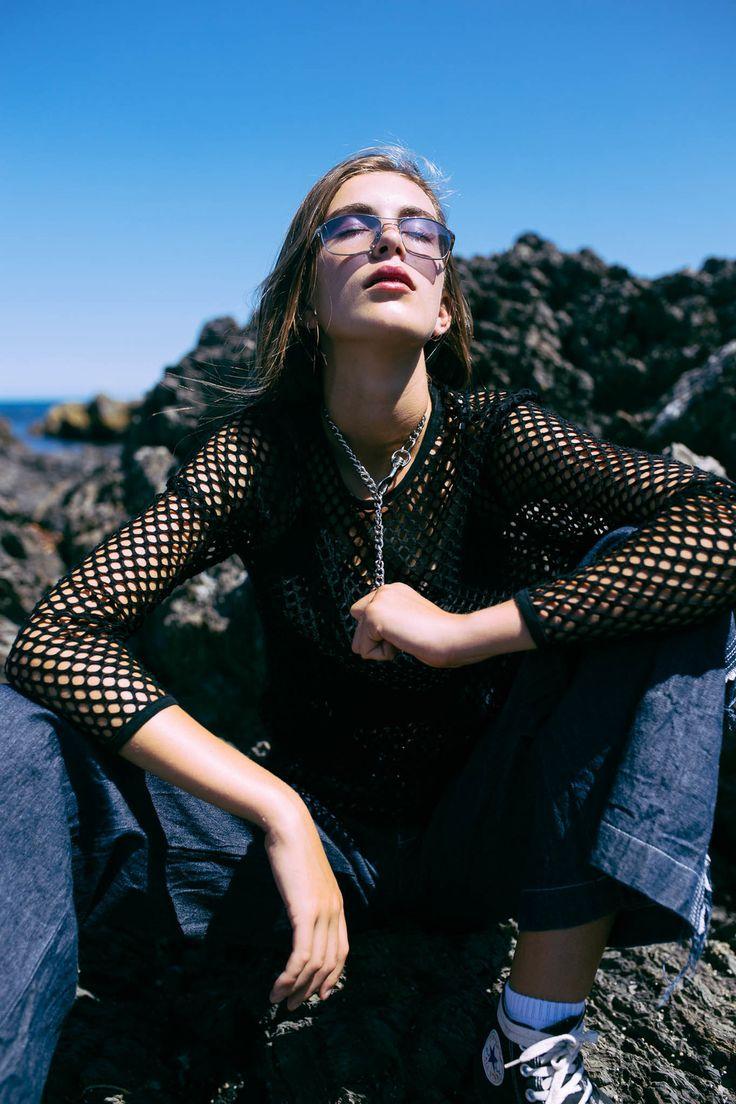 Fashion photography editorial ideas / poses inspiration: Ella - Ellen Richardson #fashion #editorial #chlita #wellington