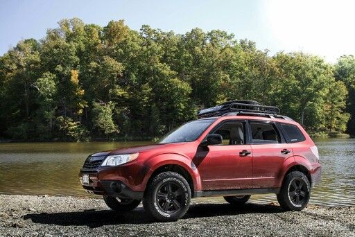 Lifted Jeeps For Sale >> Subaru forester sh lift offroad | Yes, Please! | Subaru ...