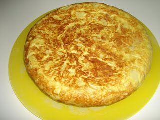 Recetario de Cocina Mundial: Tortilla de Platano maduro (guineo, banana, cambur...
