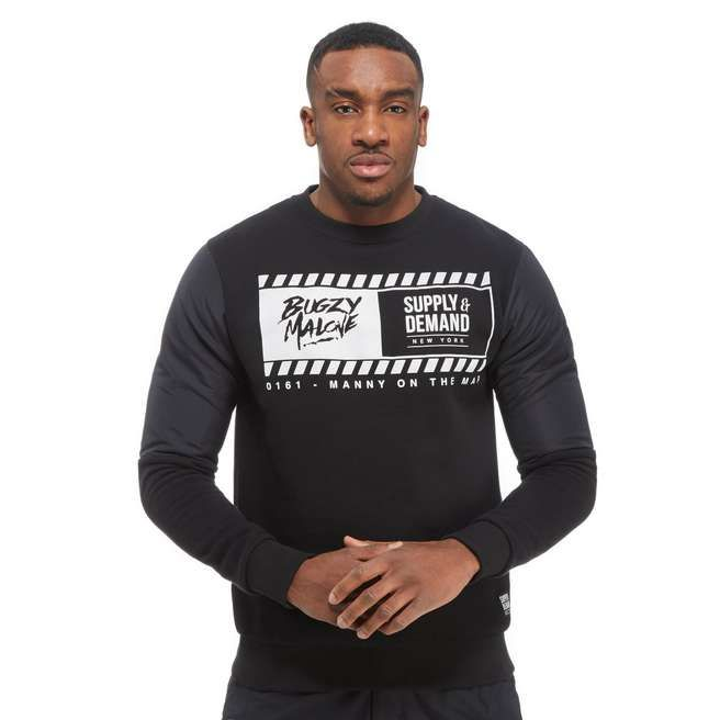 Currently one of the most spoke about Grime MC this year, Bugzy Malone has extended his talent into the fashion industry, teaming up with Supply & Demand in his new clothing range now available at JD.
