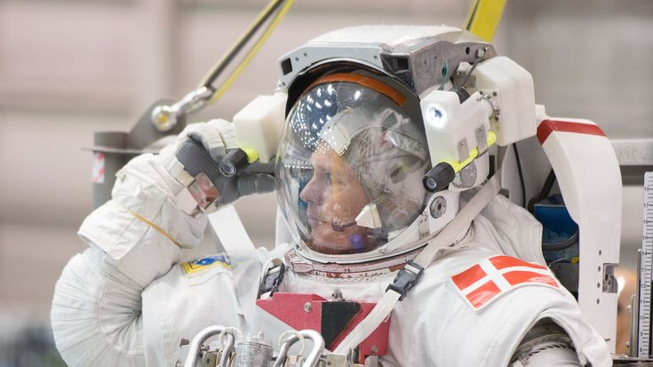 Andreas Mogensen, Denmark's First Astronaut, Assigned to 2015 Soyuz Mission