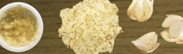 The Benefits of Raw Garlic