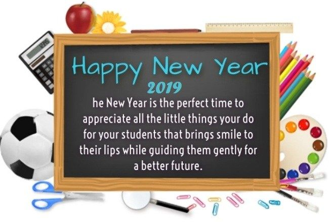 happy new year wishes quotes for teacher