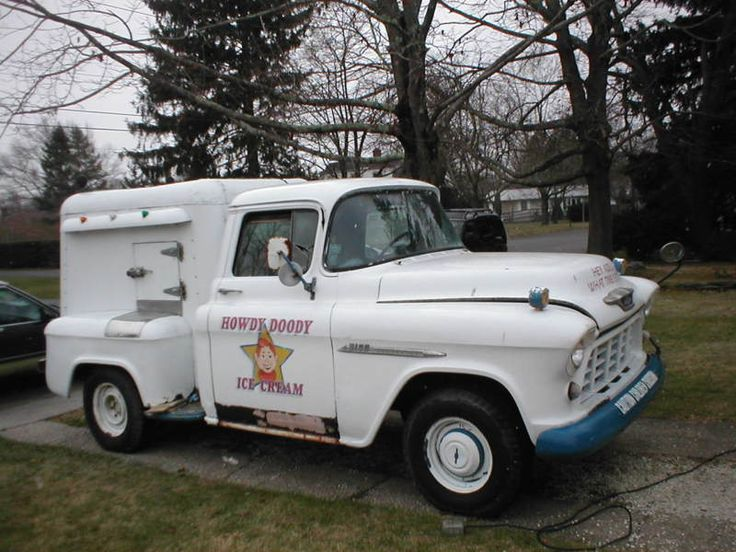 17 Best Images About Ice Cream Trucks On Pinterest