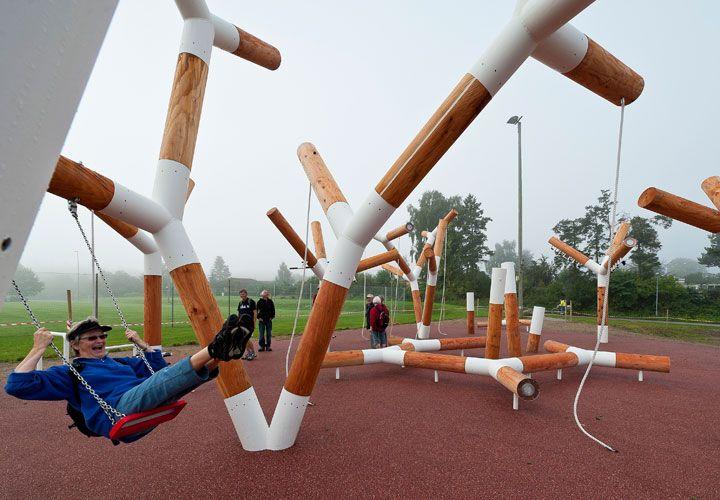 In public space we trust (In the little village of Ry (Denmark) : CEBRA