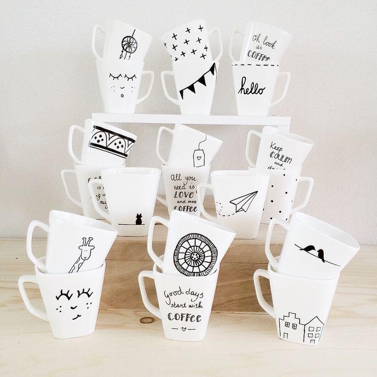 Das kann man auch an einem High Tea basteln....mit dem Porzellanstiften Manon1409