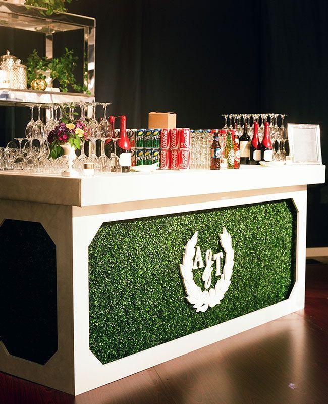 AstroTurf bar design