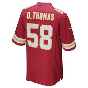 Kansas City Chiefs Men's Nike Derrick Thomas Game Jersey