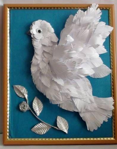 Надписью, открытки с голубями и цветами своими руками